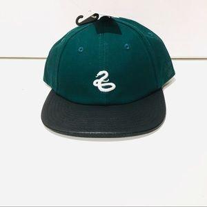 Vans X Harry Potter Slytherin green black hat